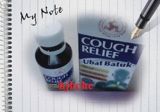 Ubat batuk tanpa alkohol