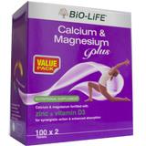 Calcium ,magnesium plus,Bio-Life,itu