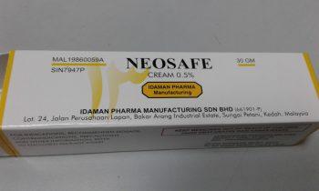 Neomycin,cream, antibiotik rawat kulit kudis,luka itu