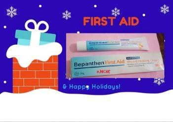 Bepanthen First Aid, ,Wound Healing Cream