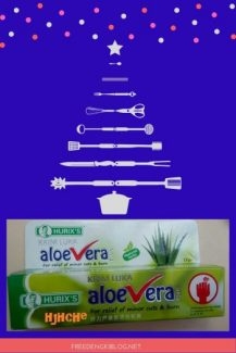 Krim antiseptik,aloe vera Plus(hurix's),rawat luka,lecur,kulit kekal sihat,