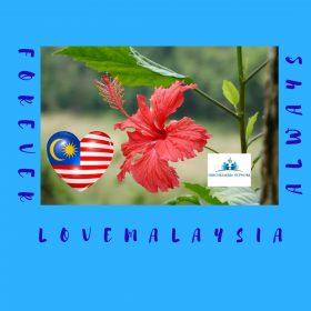 Salam Merdekanya Malaysia ke 60 tahun