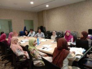 Team Juru audit dan kualiti PKDombak Selangor 2019